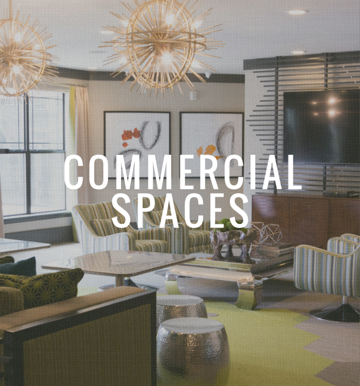 model homes commercial spaces